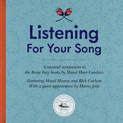 Maud Hixson Listening for Your Song CD cover