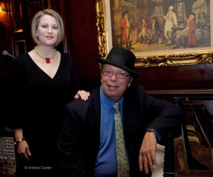 Maud Hixson and Rick Carlson, © Andrea Canter