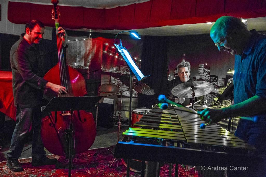 Good Vibes Trio, © Andrea Canter