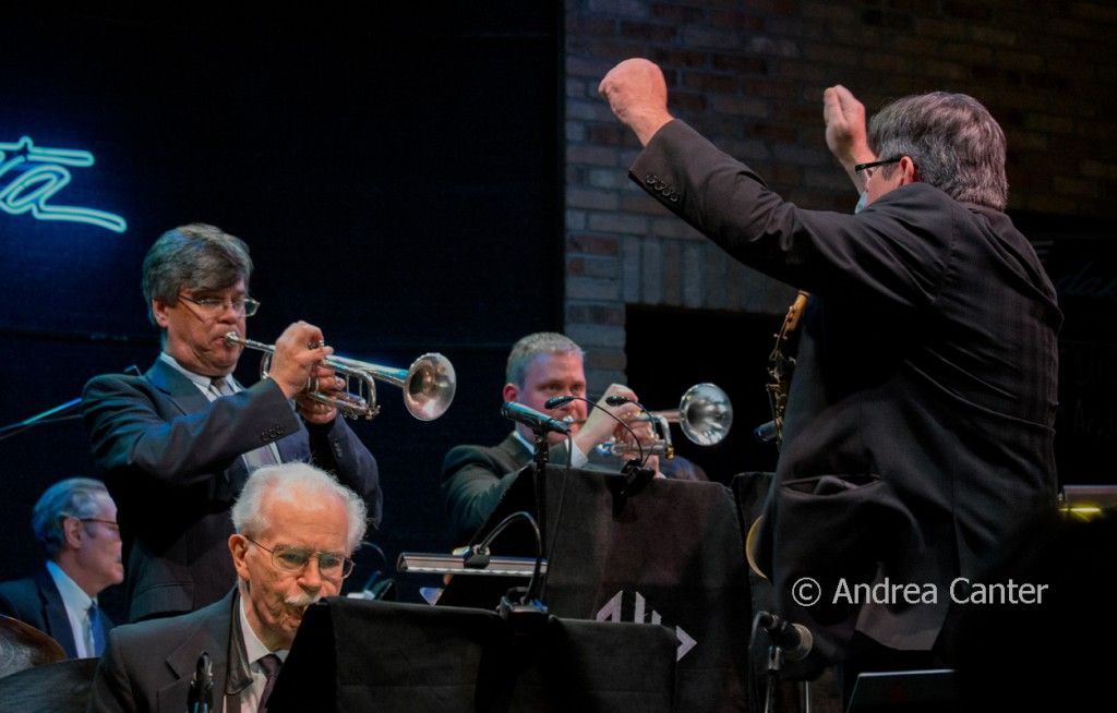 Andrew Walesch Big Band © Andrea Canter