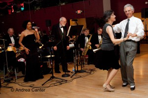 Jerry O'Hagan Orchestra with Charmin Michelle © Andrea Canter