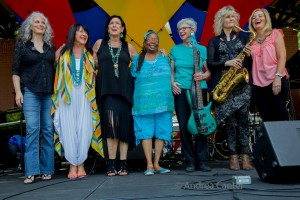 Jazz Women All Stars, © Andrea Canter