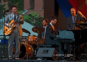 John Pizzarelli Quartet, © Andrea Canter