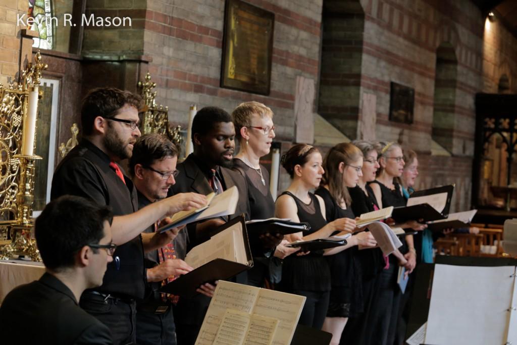 Jazz Mass Choir © Kevin R. Mason