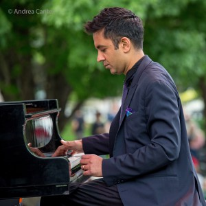 Vijay Iyer © Andrea Canter