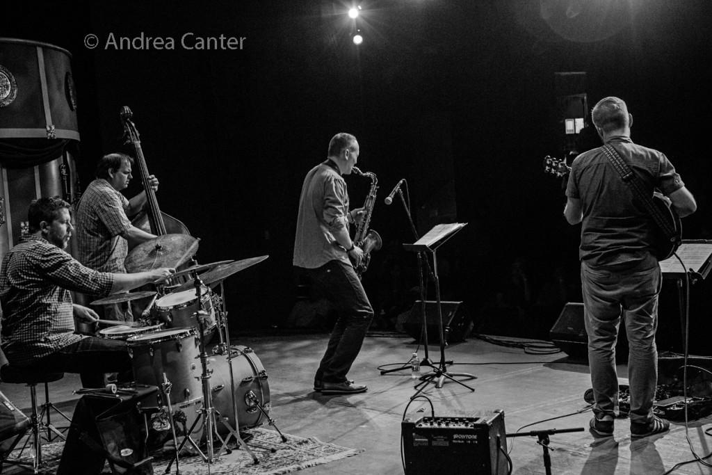 Atlantis Quartet © Andrea Canter