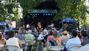Charlie Parker Jazz Festival © Kevin R. Mason