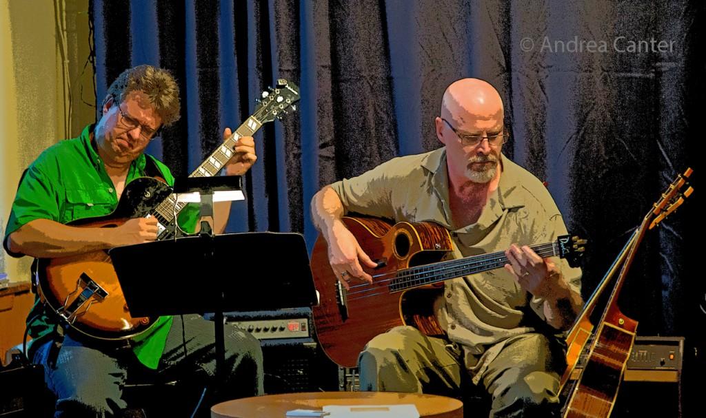 David Martin and Mike Doolin © Andrea Canter
