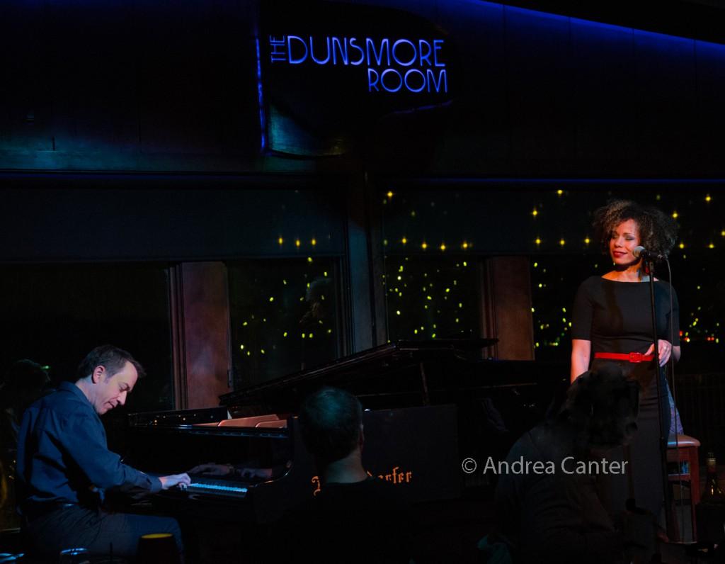 Geoffrey Keezer and Gillian Margot © Andrea Canter