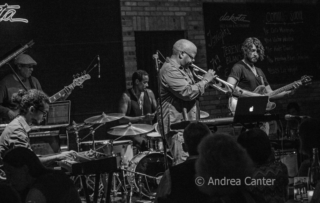 Terence Blanchard and E Collective © Andrea Canter