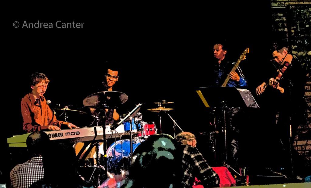 Steve Hobert Quartet © Andrea Canter