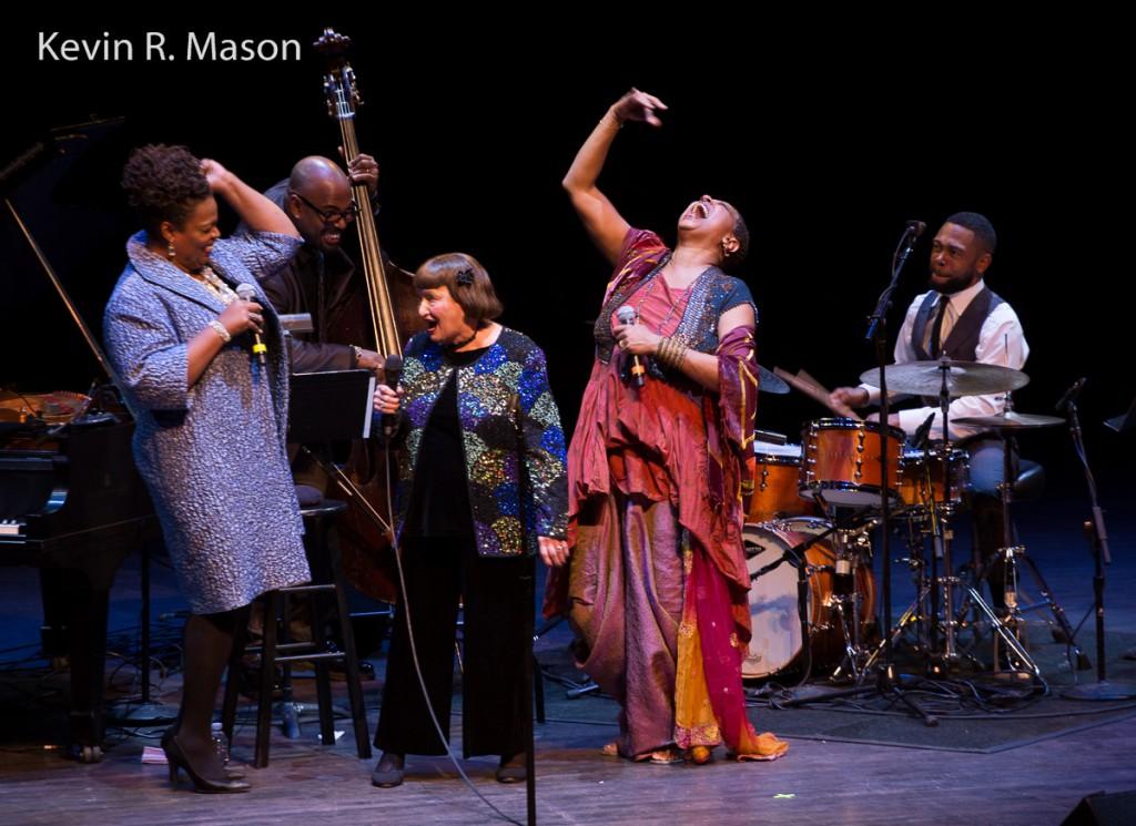 Sarah Vaughan Celebration at the TD James Moody Jazz Festival © Kevin R. Mason
